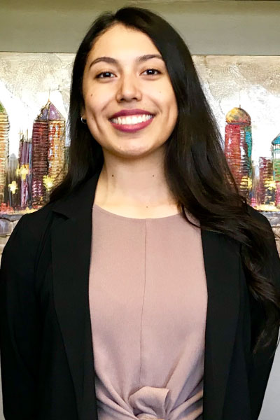Jacqueline Camacho, Legal Assistant