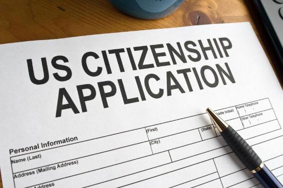 Citizenships, visas, DACA applications